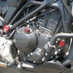 中古車 ホンダ CB250R ABS レッド エンジン