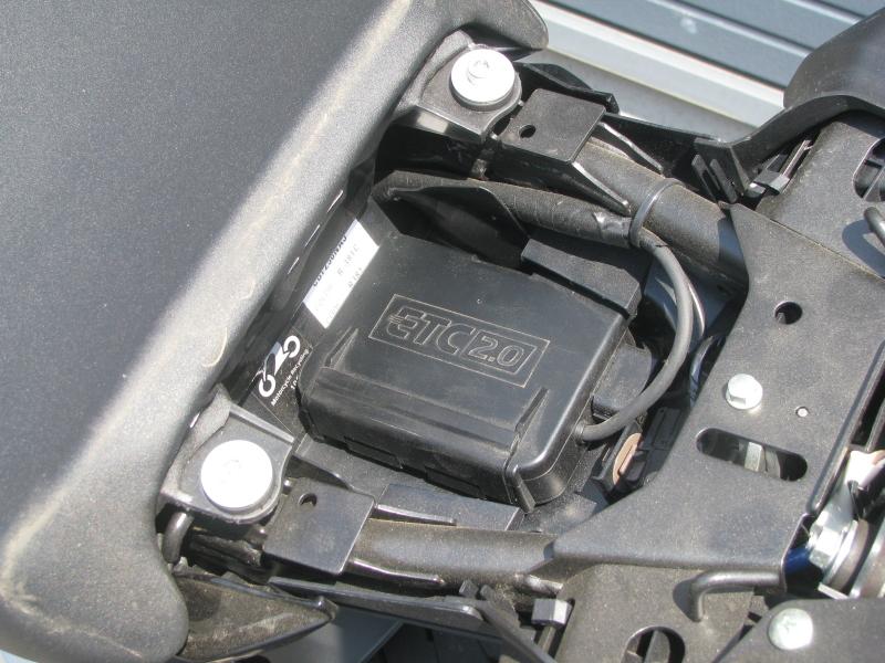 中古車 ホンダ CB250R ABS レッド 分離型ETC