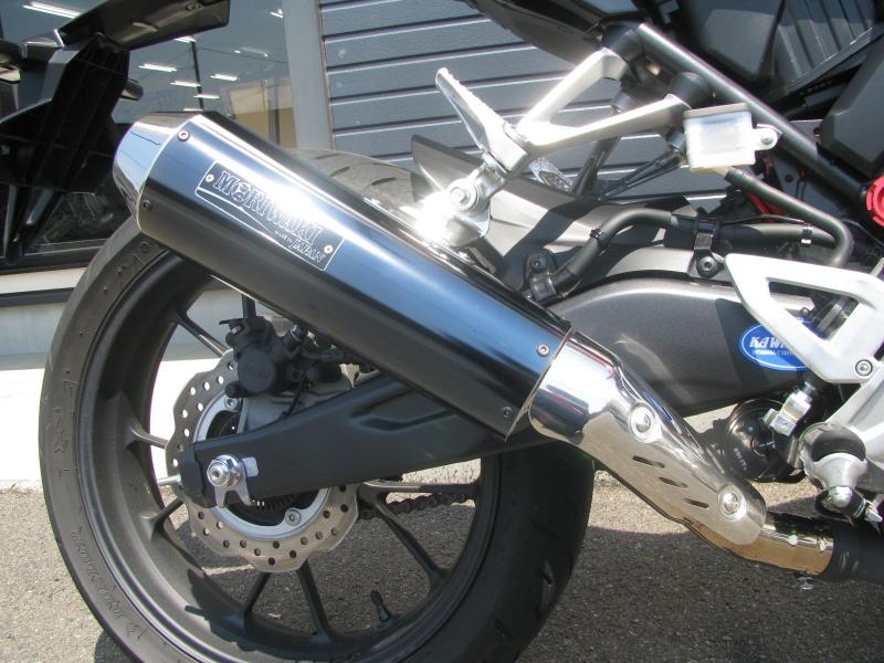 中古車 ホンダ CB250R ABS レッド モリワキ製マフラーサイレンサー