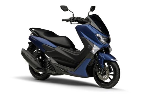 新商品情報 ヤマハ NMAX125 2020年 新色が発表されました。