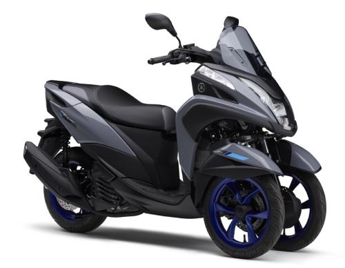 新商品情報 ヤマハ TRICITY155 ABS (トリシティ155 ABS) 2020年モデル 発表