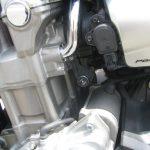 中古車情報 ホンダ CB1300スーパーフォア ブルー エンジンのチョーク