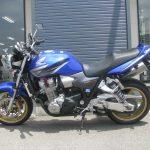 中古車情報 ホンダ CB1300スーパーフォア ブルー ひだり側