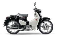 新商品情報 ホンダ C125 2020年モデル 新色ブラック