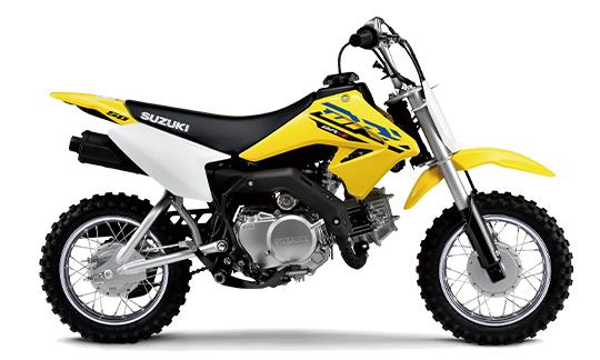 新商品情報 DR-Z50 2021年モデル 発表