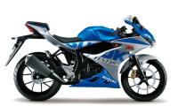 新商品情報 GSX-R125 2020年モデル GPカラー 発表 ご注文お待ちしております。