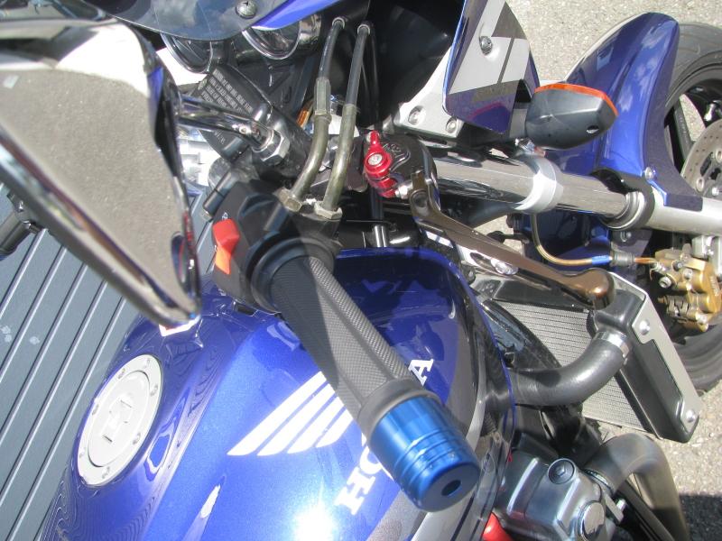 中古車 ホンダ CB1300SF ブルー 右レバー