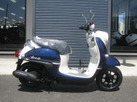 新車 ヤマハ ビーノ(VINO) ブルー