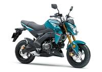 新商品情報 カワサキ Z125PRO 2021年モデル が発表されました。