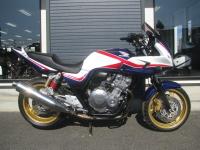 中古車バイク ホンダ CB400SB(スーパーボルドール) ブルー/ホワイト