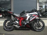 新車バイク カワサキ Ninja ZX-25R ホワイト/レッド/ブラック