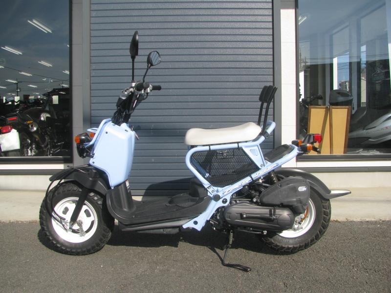 中古車バイク ホンダ ZOOMER(ズーマー) スペシャルエディション ブルー ひだり側
