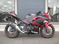 中古車バイク カワサキ Ninja250 レッド/ブラック