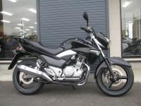 中古車バイク スズキ GSR250 ブラック