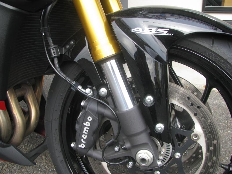 中古車バイク スズキ GSX-S1000 ABS レッド/ブラック フロントブレーキ