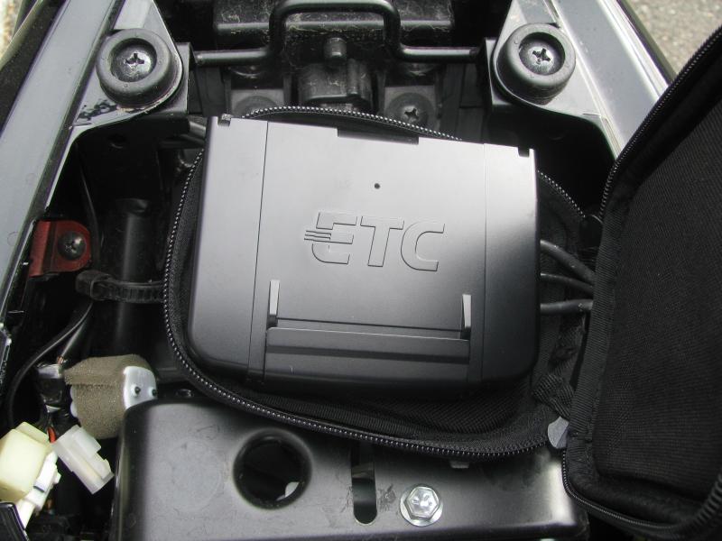 中古車バイク スズキ GSX-S1000 ABS レッド/ブラック ETC車載器