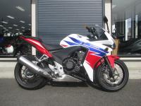 中古車バイク ホンダ CBR400R ABS トリコロールカラー