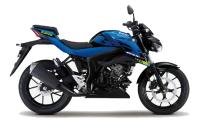 新商品情報 スズキ GSX-S125 2021年モデル発表