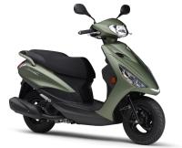 新商品情報 ヤマハ アクシスZ(AXIS Z) 2021年モデル グリーン 発表