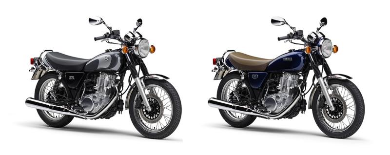 新商品情報 ヤマハ SR400 ファイナルエディション 発表