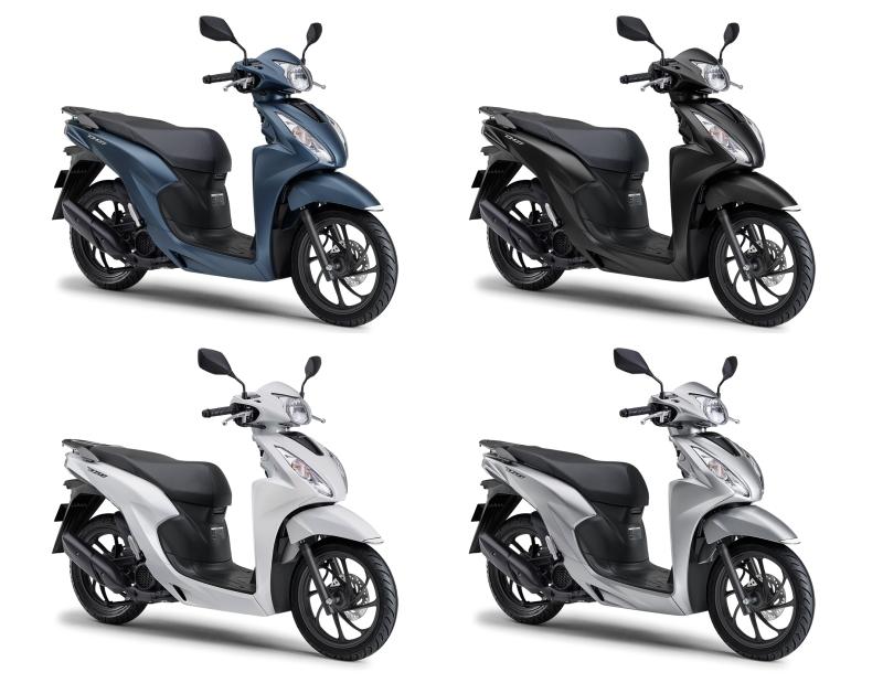 新商品 ホンダ DIO110(ディオ110) 2021年モデル