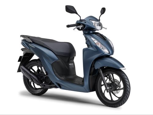 新商品 ホンダ DIO110(ディオ110) 2021年モデル ブルー