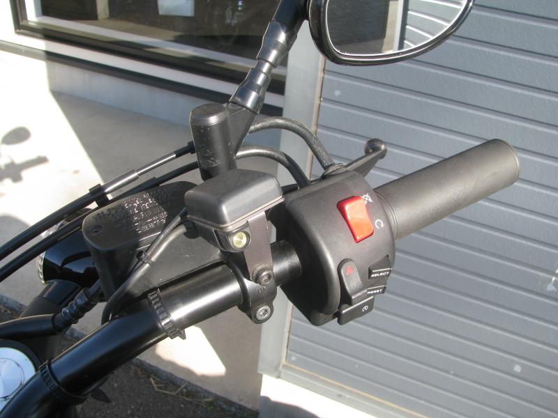 中古車 ヤマハ BOLT-R ブラック ETCアンテナ