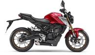新商品 ホンダ CB125R ABS レッド 2021年モデル