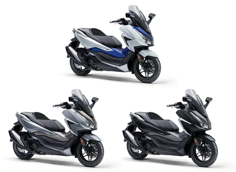 新商品 ホンダ フォルツァ(FORZA) 2021年モデル