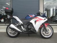 中古車バイク ホンダ CBR250R ABS ホワイト/ブルー/レッド(トリコロールカラー)