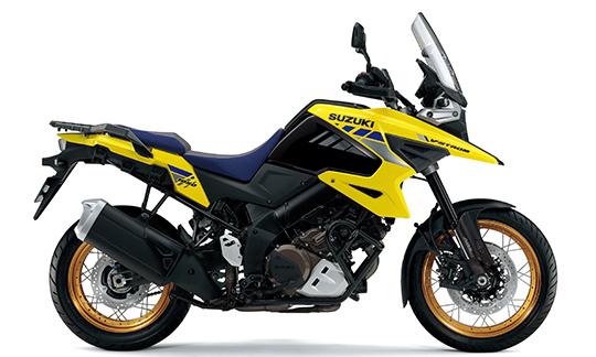 新商品 スズキ Vストローム1050XT ABS (V-STOROM1050 XT ABS) 2021年モデル 発表