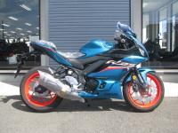 新車バイク ヤマハ YZF-R25ABS シアン/オレンジ