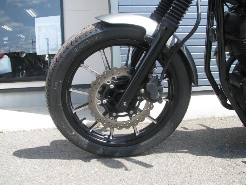 中古バイク ヤマハ BOLT-R(ボルト Rスペック)マットグレイ フロントホイール