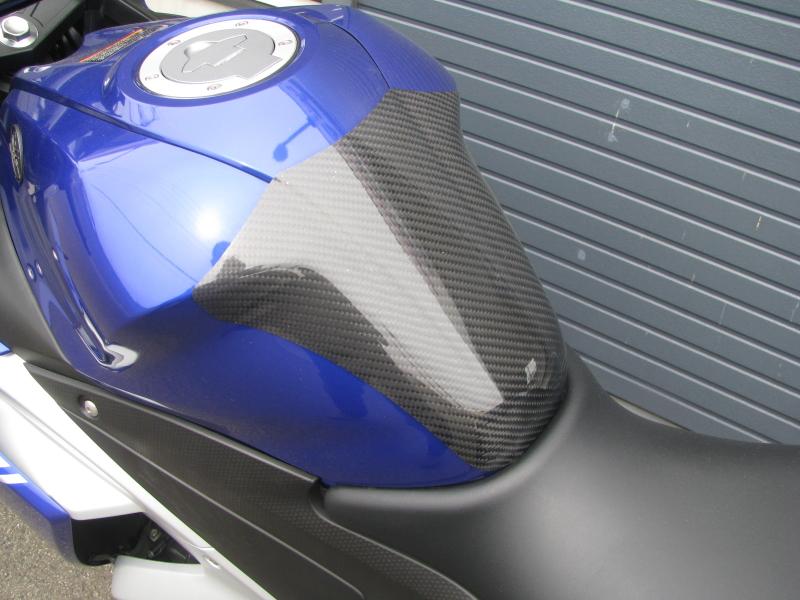 中古車 ヤマハ YZF-R25 ABS ブルー ABS タンクパット