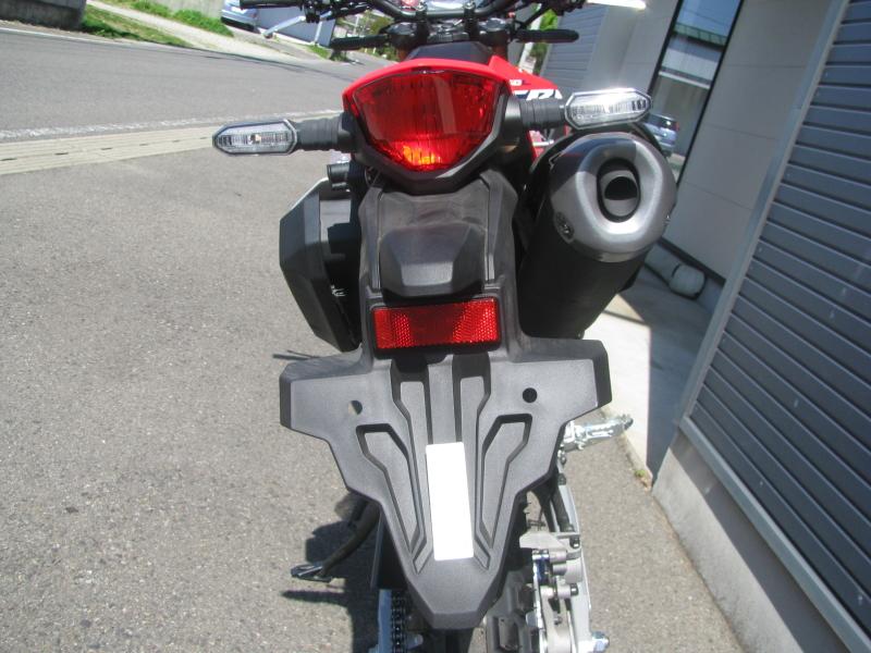 新車バイク ホンダ CRF250L レッド 2021年モデル テールランプ