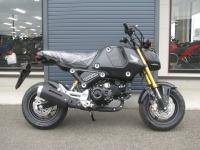 新車バイク ホンダ グロム ブラック 2021年モデル