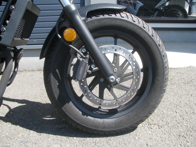 中古車バイク ホンダ レブル250(REBEL250) ブラック フロントホイール