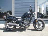 中古車バイク ホンダ レブル250(REBEL250) ブラック