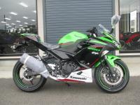 新車バイク カワサキ Ninja250 KRT EDITION グリーン 2021年モデル