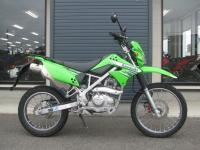 中古車バイク カワサキ KLX125 グリーン