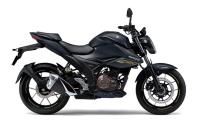 新商品情報 スズキ ジクサー250 ブラック 2021年モデル