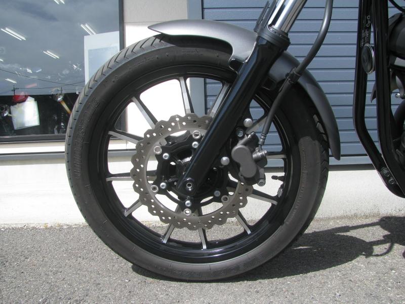 中古バイク ヤマハ BOLT-R (ボルト Rスペック) マットグレイ フロントホイール
