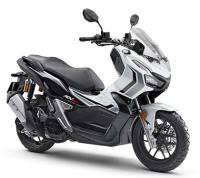 新商品 ホンダ ADV150 受注期間限定カラー ホワイト 発表