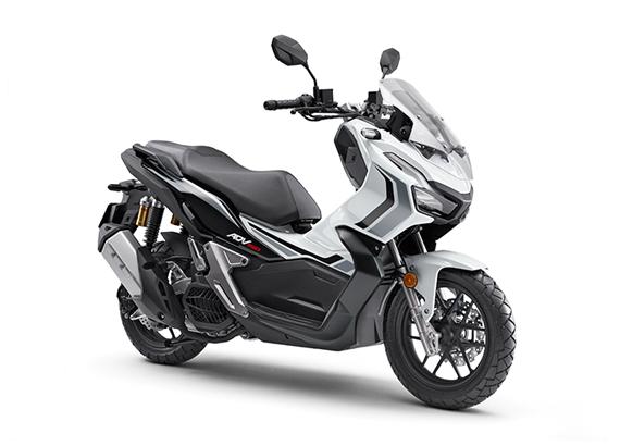 新商品 ホンダ ADV150 受注期間限定カラー ホワイト が発表になりました。