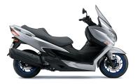 新商品 スズキ バーグマン400(BURGMAN400) 2022年モデル 発表になりました。