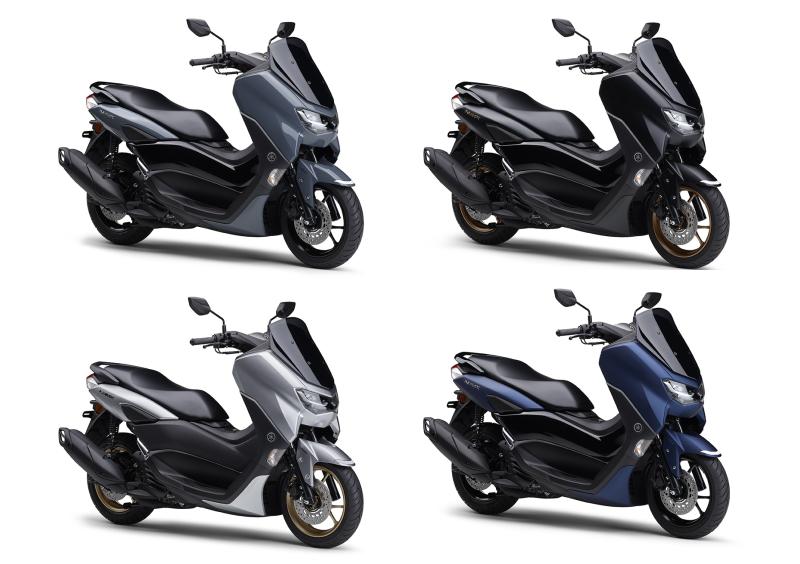 新商品 ヤマハ NMAX(125cc) 2021年モデル 発表