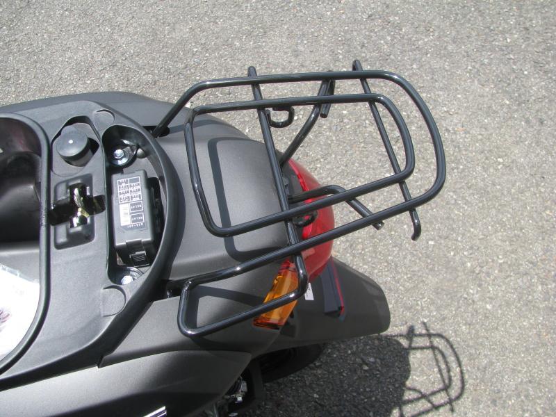 新車 ヤマハ ジョグ デラックス (JOG DX) マットブラック リアキャリア