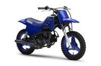 新商品(オフロードコンペティションモデル) ヤマハ PW50 ブルー 2022年モデル