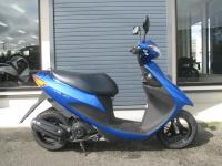 中古車バイク スズキ アドレスV50 ブルー